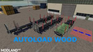 Fliegl Timber Runner Wide With Autoload Wood v 1.0, 1 photo