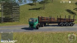 Timber Runner Wide With Autoload Wood v 1.1, 2 photo