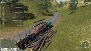 Fliegl Timber Runner With Autoload Wood v 1.0, 3 photo
