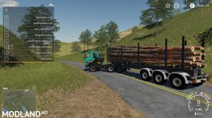 Timber Runner Wide With Autoload Wood v 1.0, 2 photo