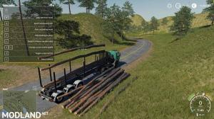 Timber Runner Wide With Autoload Wood v 1.1, 3 photo