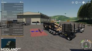 Timber Runner Wide With Autoload Wood v 1.2, 5 photo