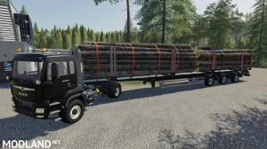 Fliegl Timber Runner Wide With Autoload Wood v 1.0, 3 photo