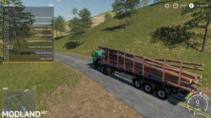 Fliegl Timber Runner With Autoload Wood v 1.0, 4 photo