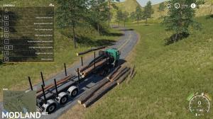 Timber Runner Wide With Autoload Wood v 1.0, 4 photo
