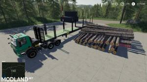 Timber Runner Wide With Autoload Wood v 1.2, 9 photo