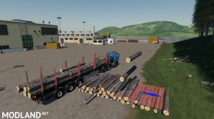 Fliegl Timber Runner Wide With Autoload Wood v 1.0, 4 photo