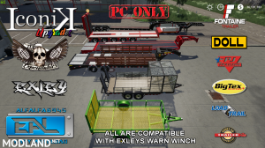 Iconik EAL Haulers V2, 1 photo