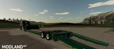 16 Wheels Low Deck Trailer v 1.0, 3 photo