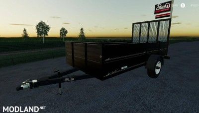 1999 Neal Manufacturing Utility trailer v 1.0, 1 photo