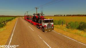 FS 19 Freighter flatdeck Edited AC_2500S v 1.0, 30 photo