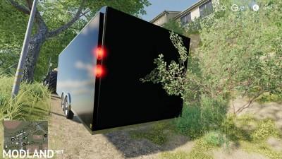 25FT Enclosed Trailer v 1.0, 2 photo