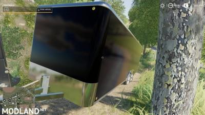 25FT Enclosed Trailer v 1.0, 1 photo