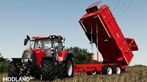 Broughan 18F Silage Trailer v 1.0, 2 photo