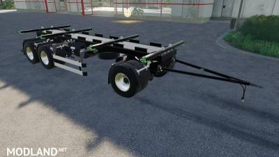 3 axle swivel bridge turntable v 1.0, 4 photo