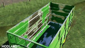 Broughan 18F Silage Trailer v 1.0, 3 photo