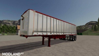 6 Axle Dump Trailer v 1.1, 3 photo