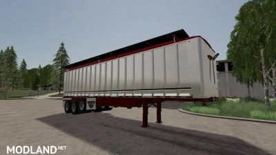 6 Axle Dump Trailer v 1.1, 4 photo