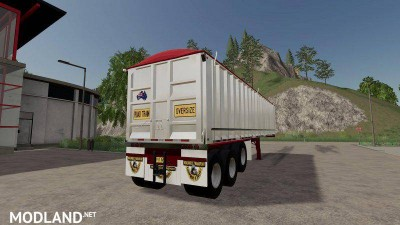 6 Axle Dump Trailer v 1.1, 5 photo