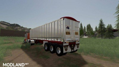 6 Axle Dump Trailer v 1.1, 2 photo