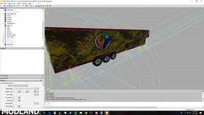 60ft Car Trailer GP edit v 1.0