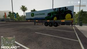 FS19 JOHN DEERE KOGEL AUTOLOADER TRAILER, 1 photo