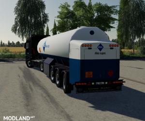 Diesel trailer, 2 photo