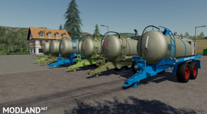 HTS Modpack Slurry & Water, 2 photo
