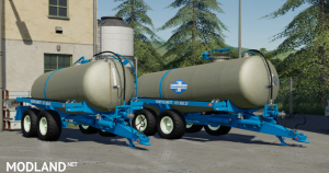 HTS Modpack Slurry & Water, 1 photo