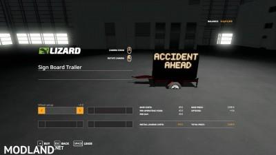 Accident ahead sign beta, 3 photo