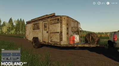 Adak Off Road Camper v 1.0, 6 photo