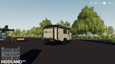 Adak Off Road Camper v 1.0