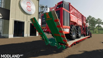 Aguas Tenias Gondola Trailer v 1.0, 3 photo