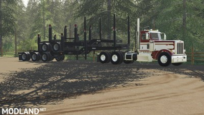 ARCTIC LOG TRAILERS (SUPERB'S) FIXED v 1.1, 2 photo