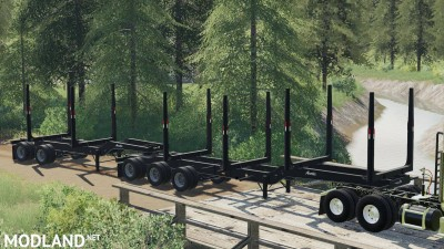 ARCTIC LOG TRAILERS (SUPERB'S) FIXED v 1.1, 4 photo