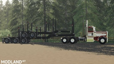 ARCTIC LOG TRAILERS (SUPERB'S) FIXED v 1.1, 1 photo