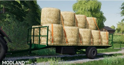 Bale LOADING TRAILER v 1.0, 3 photo