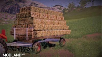 Bale platform (autoload) v 1.0, 1 photo