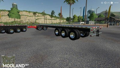 Ball semi-trailer v 1.0, 1 photo