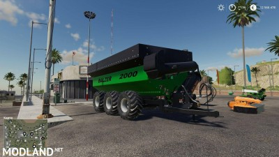 BALZER 2000 GRAIN CART v 1.0, 1 photo