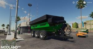 BALZER 2000 GRAIN CART TRAILER, 1 photo