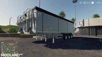 Benalu Optiliner Edit 150k Liter Grain Trailer v 1.0