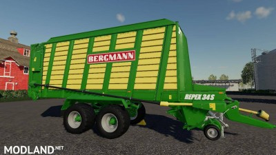 Bergmann Repex 34S v 1.0 - Direct Download image