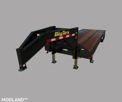 Big Tex Trailer 22GN/PH v 1.0
