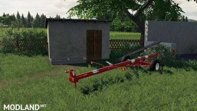 Bizon Z056 Cutter Trailer v 1.0.1, 3 photo
