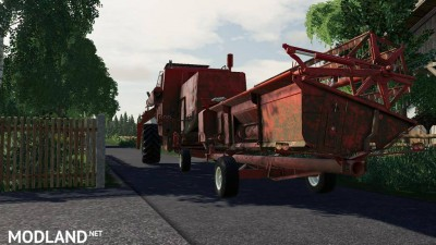 Bizon Z056 Cutter Trailer v 1.0, 2 photo