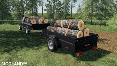Boeckmann Car Trailer v 1.2.1