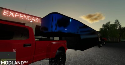 Car Hauler Gooseneck 60ft v 1.0