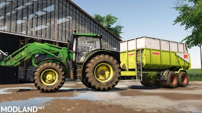 Claas Carat v 1.0, 1 photo