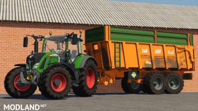Dangreville Trailer Pack v 1.0, 3 photo